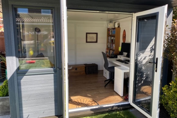 Composite Garden Office Birmingham