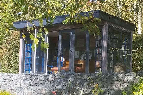 Garden Studio Library Birmingham