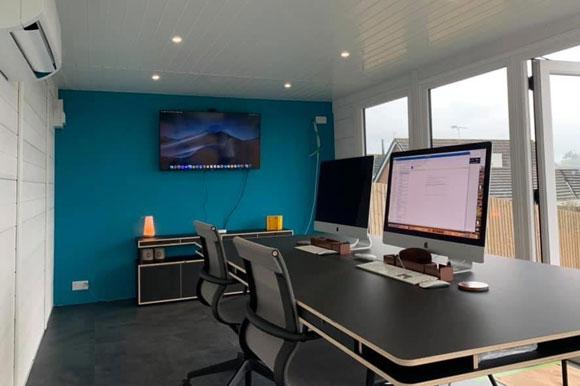 Garden Studio Office Spaces Birmingham