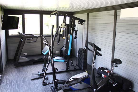 Garden Gym Retreat Birmingham